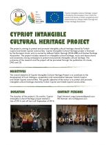 32. Cypriot Intangible Cultural Heritage Project