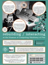 33. Rebuilding/interacting at the Museum of Computing Machinery of Pisa